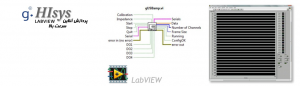 نرمافزار g.Hisys LABVIEW