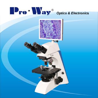 Microscope by ProWay - PW-BK5000LCD