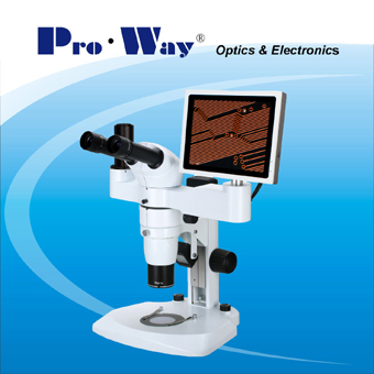 Microscope by ProWay - ZTX-PW900LCD