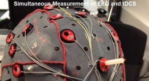 بررسی ثبت EEG همزمان با تحریک tDCS با آمپلیفایرهای ساخت کمپانی gtec