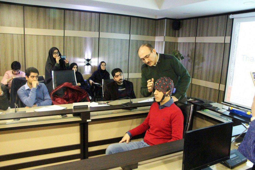 8th EEG Workshop