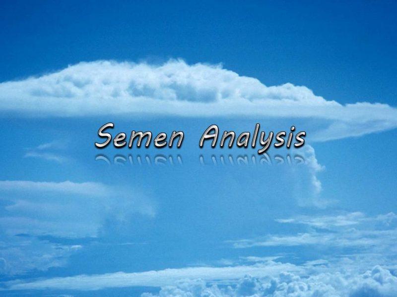 سیستم Sperm Analyse